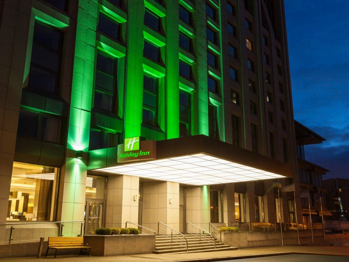 Гостинница Holiday Inn г. Киев
